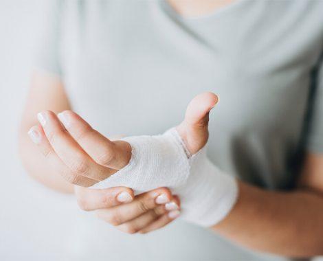 injured hand rehabilitation calgary